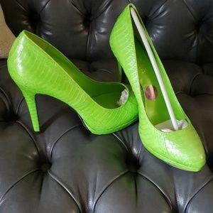 48830106897 SHOES ❗NEW❗lime green Ralph Lauren